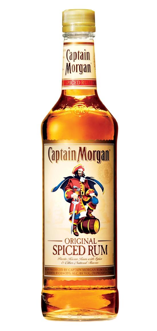 Captain Morgan Original Spiced Rum Rebate/Coupon - Boozin ...