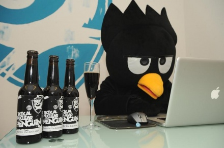 worlds stongest beer - tactical nuclear penguin