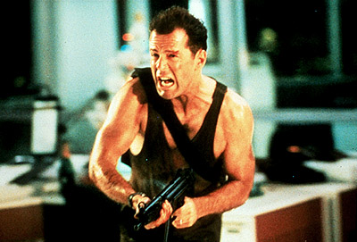 Die Hard - Why people don't go to LA for Christm