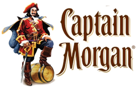 0833030c5a2a3 Licensed Captain Morgan T Shirts
