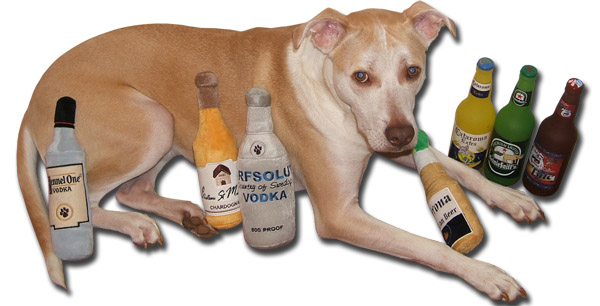 Drink Parody Dog Products