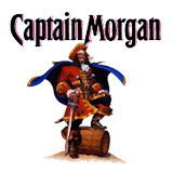 Products from Captain Morgan
