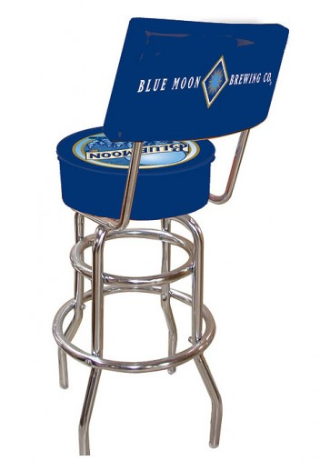 Blue Moon Classic Logo Bar Stool w Backrest : BLM 0015 from www.boozingear.com size 363 x 518 jpeg 28kB