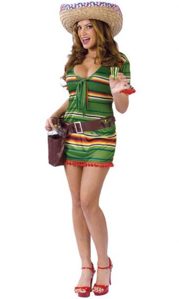 Tequila Girl Costume : Sexy Shooter