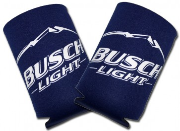 Busch Light Collapsible Koozie Set