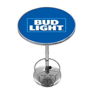 Bud Light High Top Bar Table