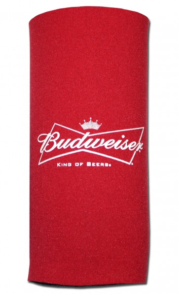 Budweiser 24oz Can Coozie
