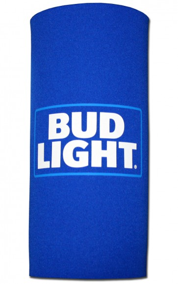 Bud Light 24oz Can Coozie