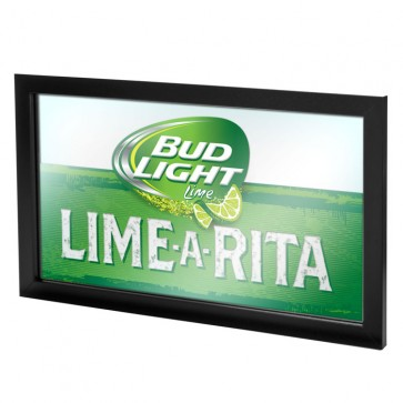 Bud Light Swoosh Logo Mirror