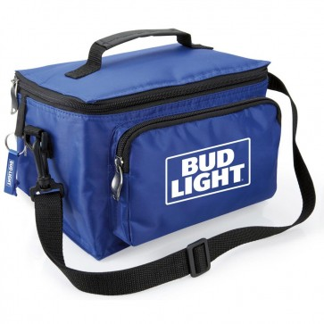 Bud Light Six Pack Beer Cooler