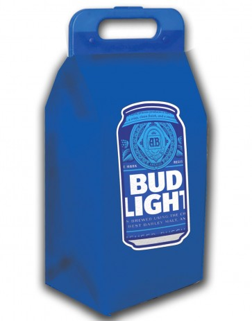 Bud Light 12 Pack Can Koolit Cooler