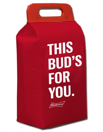 Budweiser 12 Pack Koolit Beer Cooler