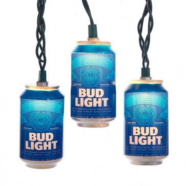 Bud Light Holiday String Lights