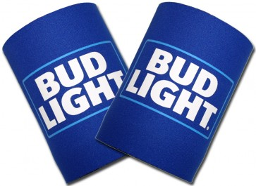 Bud Light Royal Can Coozie Set