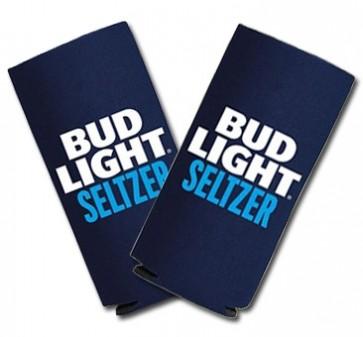 Bud Light Seltzer Slim Can Coozie Set