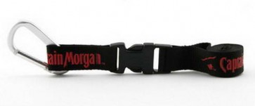Captain Morgan Lanyard : Mustache