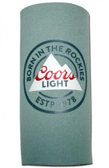 Coors Light Rockies 24oz Can Koozie