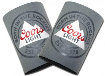 Coors Light Rockies Can Koozie Set Boozingear Com