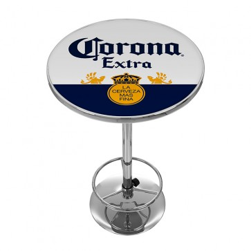 Corona Extra Label High Top Pub Table