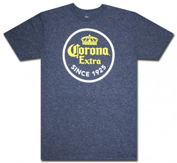 Corona Extra Bright Stamp T Shirt