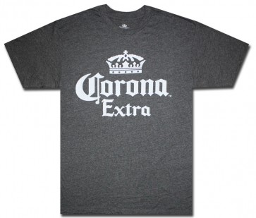 Big & Tall Corona Extra Crown T Shirt