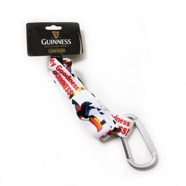 "Guinness ""My Goodness, My Guinness"" Lanyard"