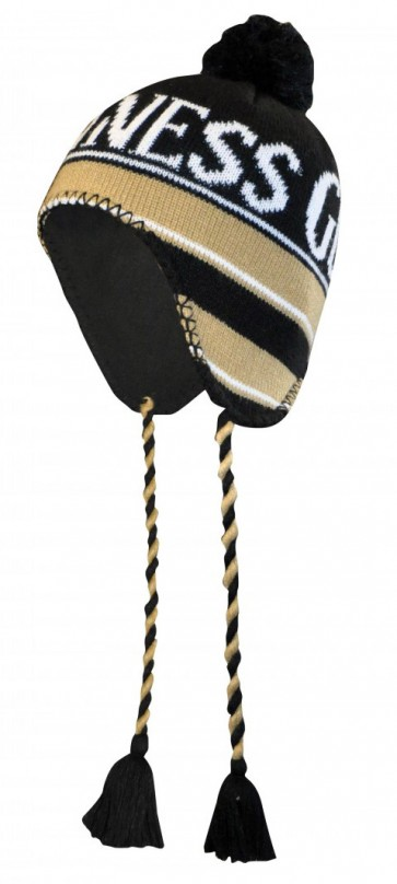 Guinness Winter String Beanie
