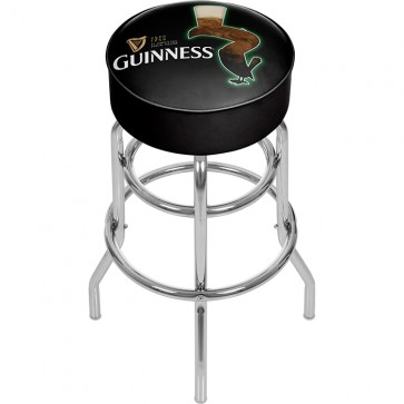 Guinness Foaming Toucan Bar Stool