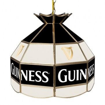 Guinness Tiffany Lamp Light Fixture