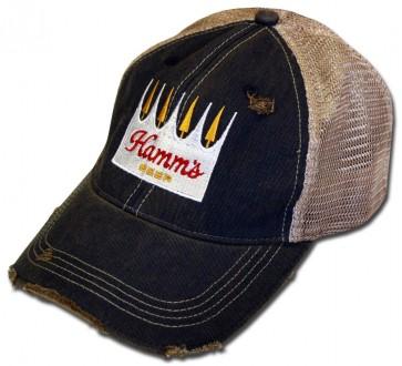 Hamm's Beer Crown Retro Mesh Hat