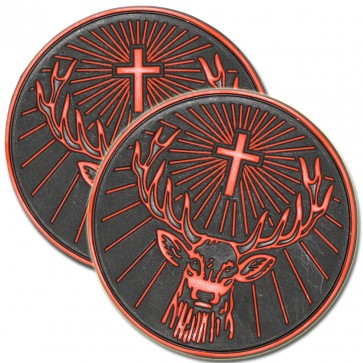 Jagermeister Coasters : Set of 2
