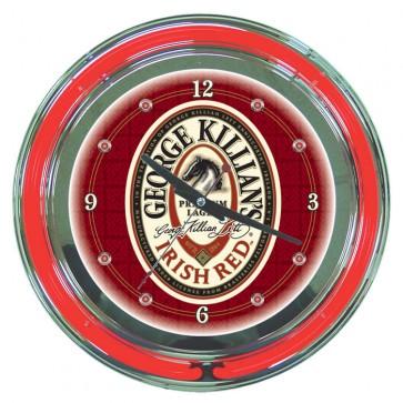 "Killian's Neon Clock (14"")"