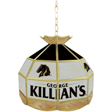 Killian's Irish Red Light Fixture : Tiffany Lamp