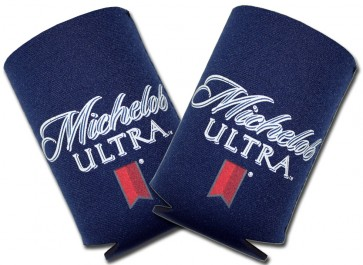 Michelob Ultra 12oz Collapsible Koozie Set