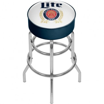 Miller Lite Bar Stool