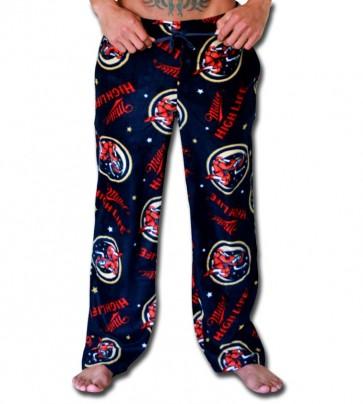 Miller High Life GOTM Fleece Pajama Pants
