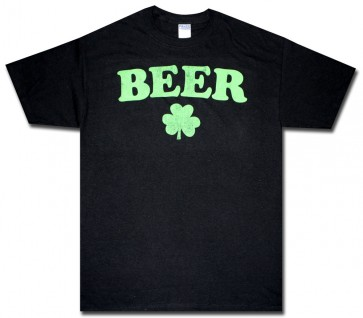 "St. Patrick's ""Beer"" T Shirt"