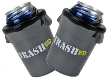 TRASHed Can Koozie Set