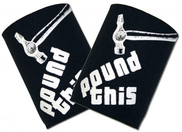 Pound This Can Cooler Koozie Set