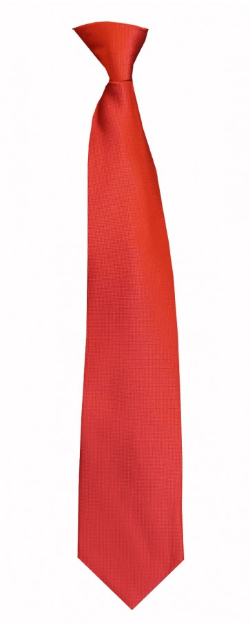 Deep Red Flask Tie