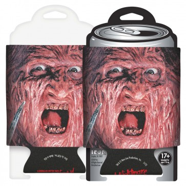 Freddy Krueger Collapsible Koozie Set Boozingear Com