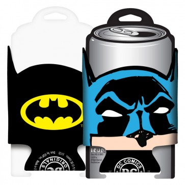 Batman Diecut Collapsible Koozie Set