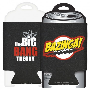 Big Bang Theory Bazinga! Coozie Set