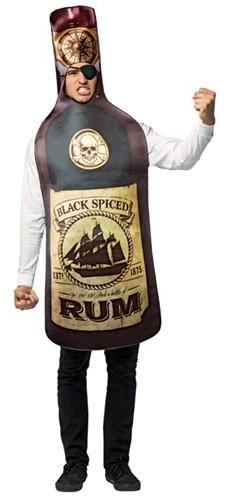 Rum Bottle Costume