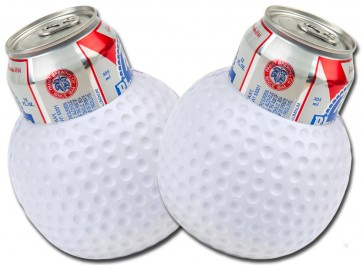 Golf Ball Can Coozie Set