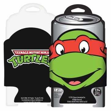 TMNT Rafael Collapsible Koozie Set