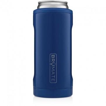 BruMate Hopsulator Slim Royal Blue Can Coozie