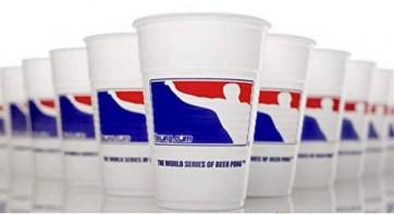 Beer Pong Cups 40 Pack 16oz WSOBP Bpong