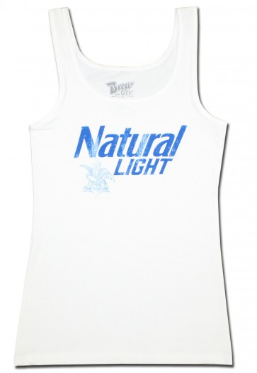 Natural Light Women's Tank Top