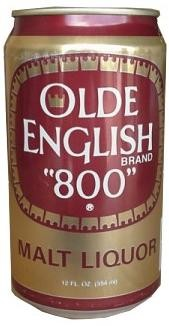 Olde English Malt Liquor Diversion Can Safe